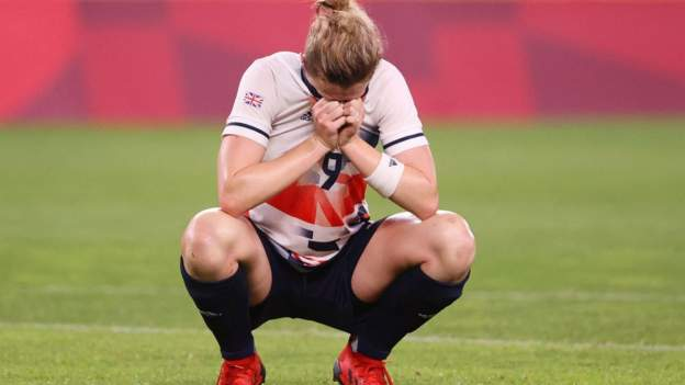 GB 'devastated' by Olympic exit - Riise