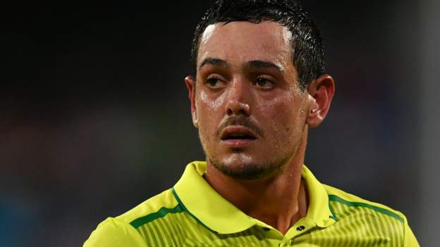 T20 World Cup: Quinton de Kock refuses to take knee and pulls out of West Indies game