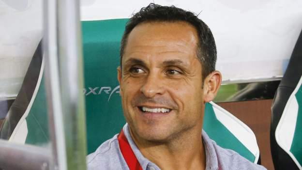 Barcelona appoint B team coach Barjuan as interim boss following Koeman sacking
