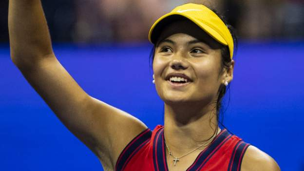 US Open: Emma Raducanu says reaching final is 'crazy, cool and absolutely mind-blowing'