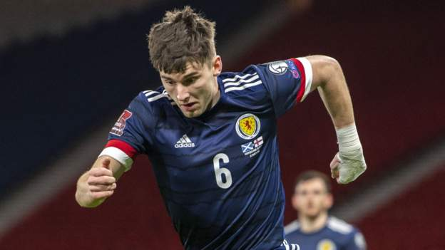 Kieran Tierney to return in early May in time for Euro 2020 - bbc