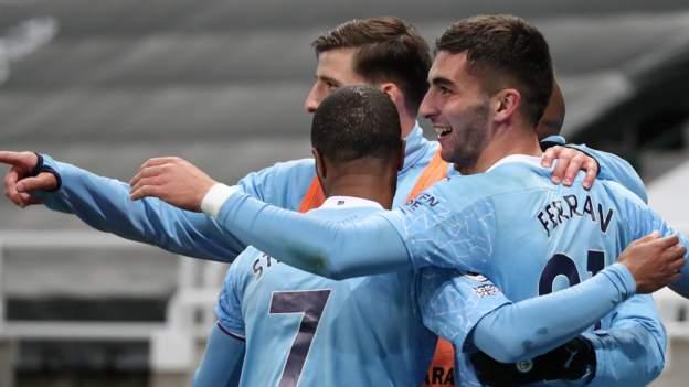 Newcastle United 3-4 Manchester City: Ferran Torres menghapus peringkat hat-trick klasik ketika pengunjung situs thumbnail