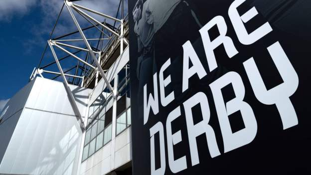 Derby County: Administrators say Championship club has 'viable future'