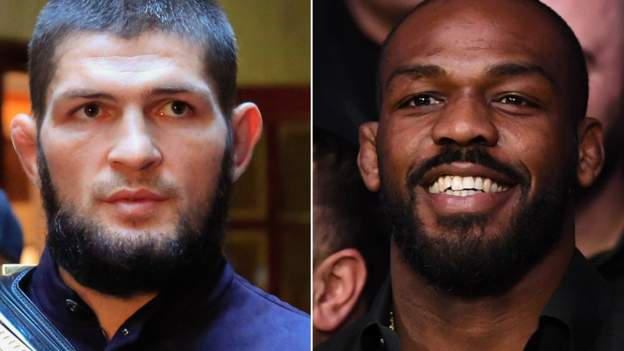 Who's the UFC GOAT? Nurmagomedov and Jones argue it out