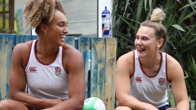 Tokyo 2020: Megan Jones and Celia Quansah on rugby, their relationship and  Olympic selection - INSTANT SPORTS