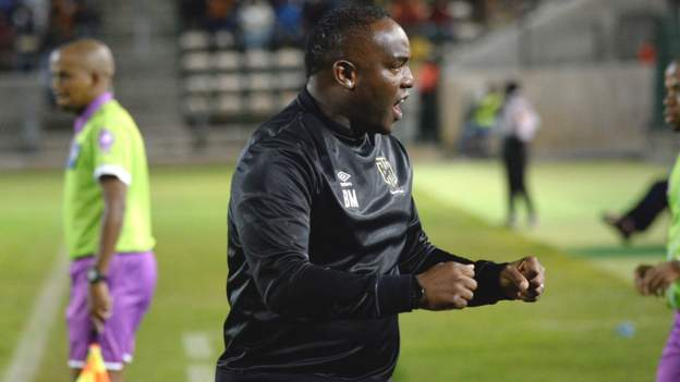 Benni McCarthy: South African players need more ambition - BBC News