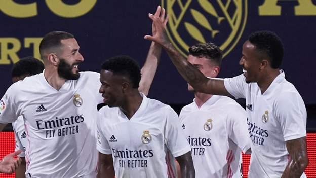 Cadiz 0-3 Precise Madrid: Karim Benzema mengambil panggung sempurna di ujung La Perserikatan thumbnail