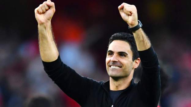 Mikel Arteta: Arsenal manager takes praise after 'special day' in win over Spurs