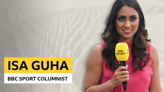 'Let's use our voices to grow our game' - Isa Guha column