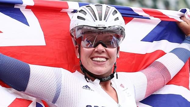 Tokyo Paralympics: Great Britain's Hannah Cockroft wins third successive 100m gold