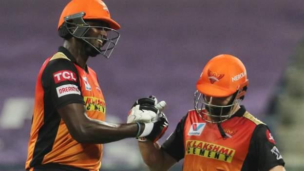 Sunrisers beat Kohli's RCB in eliminator