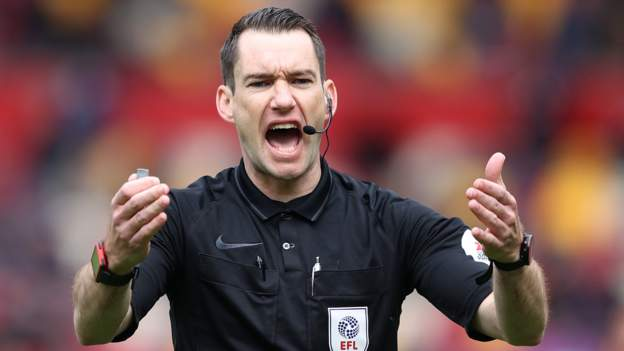 Jarred Gillett: Australian to become first overseas Premier League referee