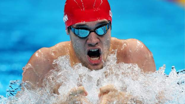Tokyo Paralympics: Swimmer Reece Dunn sets world record to win third gold of Games