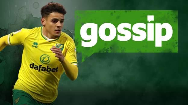 Transfer rumours: Aarons, Sancho, Klinsmann, Cavani, Bentaleb, Lamela, Telles - bbc
