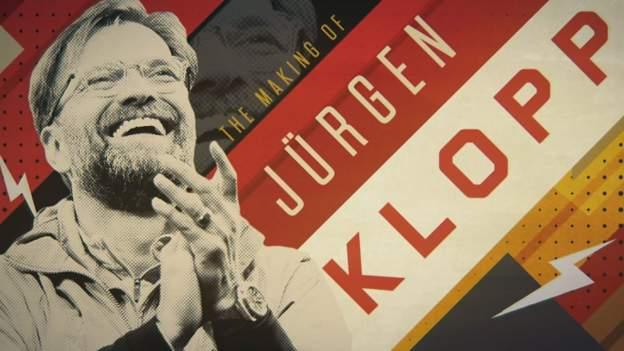 The making of Jurgen Klopp thumbnail