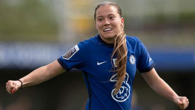 Chelsea's Kirby 'WSL Player of the Year'