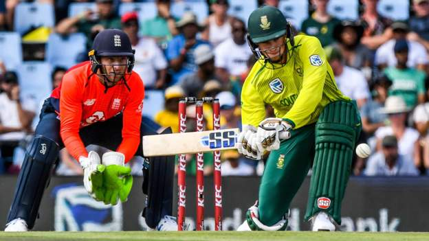 England in South Africa 2020: Fixtures, results, reports & scorecards