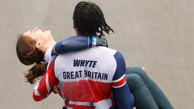 Tokyo Olympics: Bethany Shriever & Kye Whyte win historic medals in BMX racing