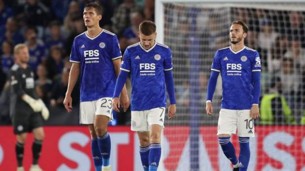 Leicester draw with Napoli in exciting tie