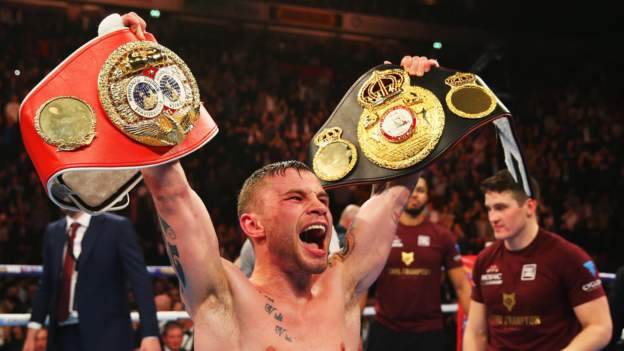 I won't miss boxing 'buzz' - Frampton