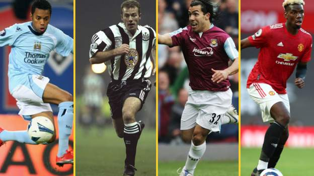 The Premier League's top 'wow factor' signings