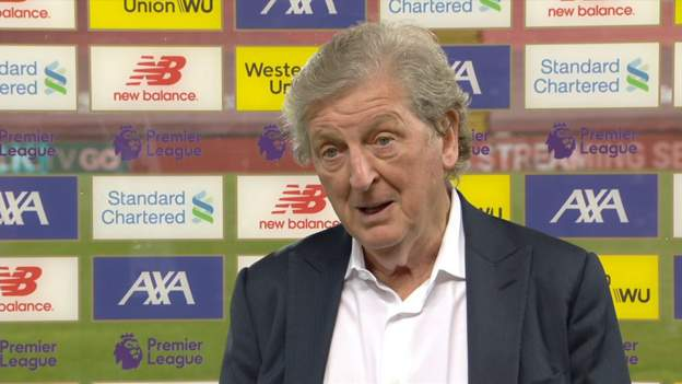 Liverpool 4-0 Crystal Palace: Roy Hodgson gives 'enormous credit' to 'powerful' Liverpool thumbnail