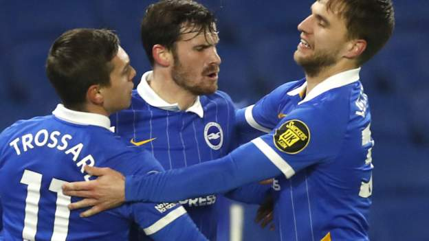 Brighton's best game in two years - Potter