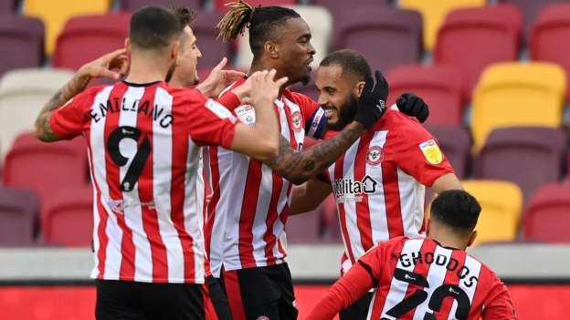 Brentford 1-0 Rotherham United: Bryan Mbeumo memperdalam ketakutan akan degradasi Miller thumbnail