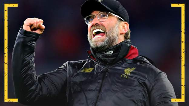 How Klopp turned Liverpool into title winners