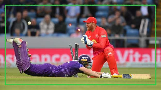 The Hundred: Welsh Fire hold on to beat Northern Superchargers in thriller