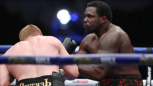 Dillian Whyte to face Alexander Povetkin in November rematch thumbnail