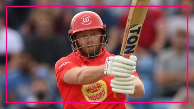 The Hundred: Bairstow heroics power Welsh Fire to victory over Southern Brave