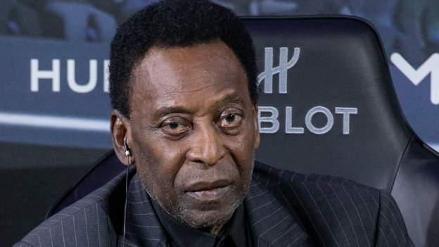 Pele: Brazil football legend 'recovering well' says daughter