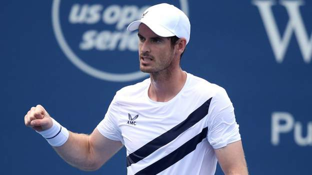 Andy Murray beats Alexander Zverev in Western and Southern Open in New York