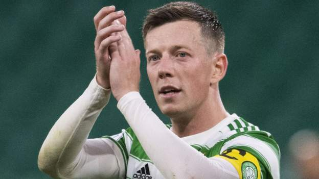 Callum McGregor: Celtic captain signs five-year contract
