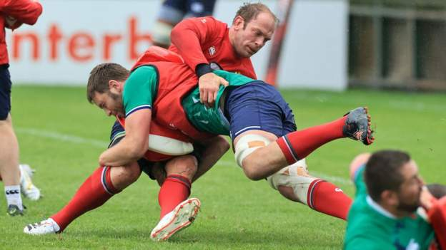World Rugby to limit contact training