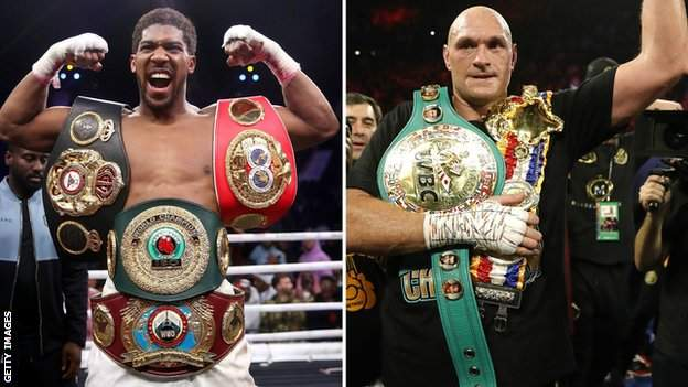 Tyson Fury gives reason he will knock Anthony Joshua out in 3rd round