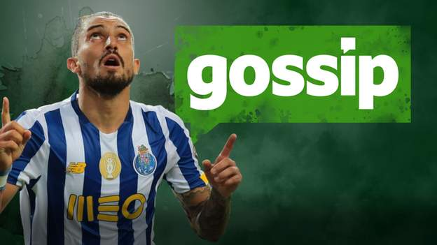 Transfer rumours: Telles, Koulibaly, Rudiger, Smalling, Terreira - bbc