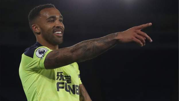 Leicester City 2-4 Newcastle United: Callum Wilson double in Magpies win