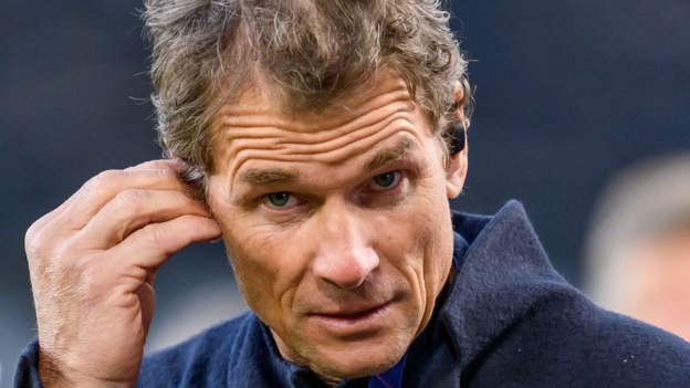 Lehmann sacked by Hertha for message