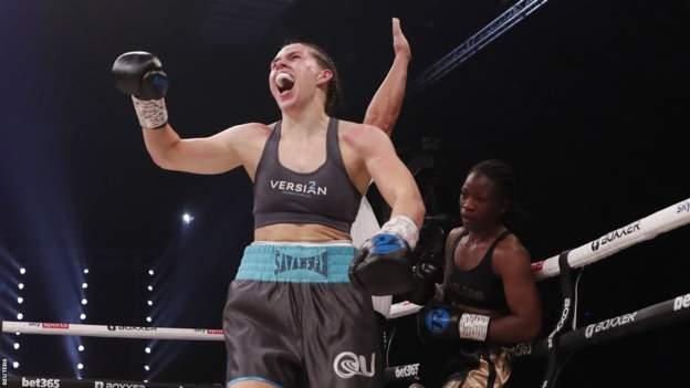 Marshall stops Muzeya in emphatic victory