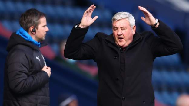 West Brom 0-0 Newcastle: Baggies held to goalless draw by Magpies - bbc
