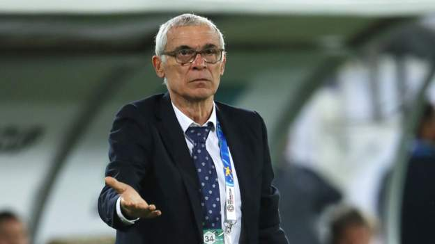 Argentine Cuper named as DR Congo coach