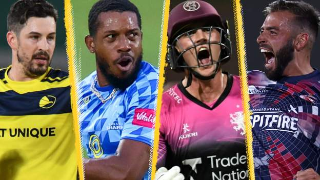 T20 Blast Finals Day: Who will be victorious in all-southern affair?