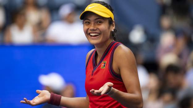 US Open: Why it is right to be excited about 'wise' & 'fearless' Emma Raducanu