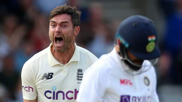 England v India: James Anderson stands tall in era of ageless champions