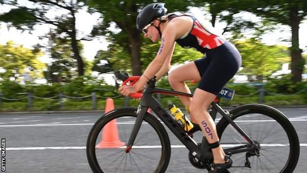 Great Britain's Lauren Steadman