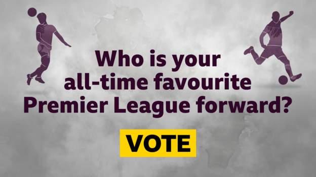 Who is your favourite Premier League forward?
