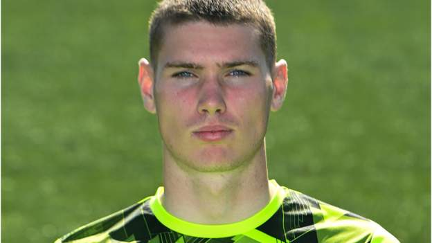 Dan Barden: Norwich keeper, 20, diagnosed with testicular cancer