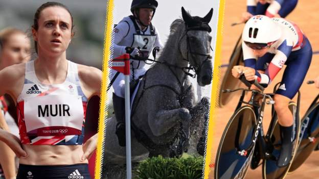 Muir into semis, medal hopes in eventing & Kenny under way - what's happened so far on day 10?